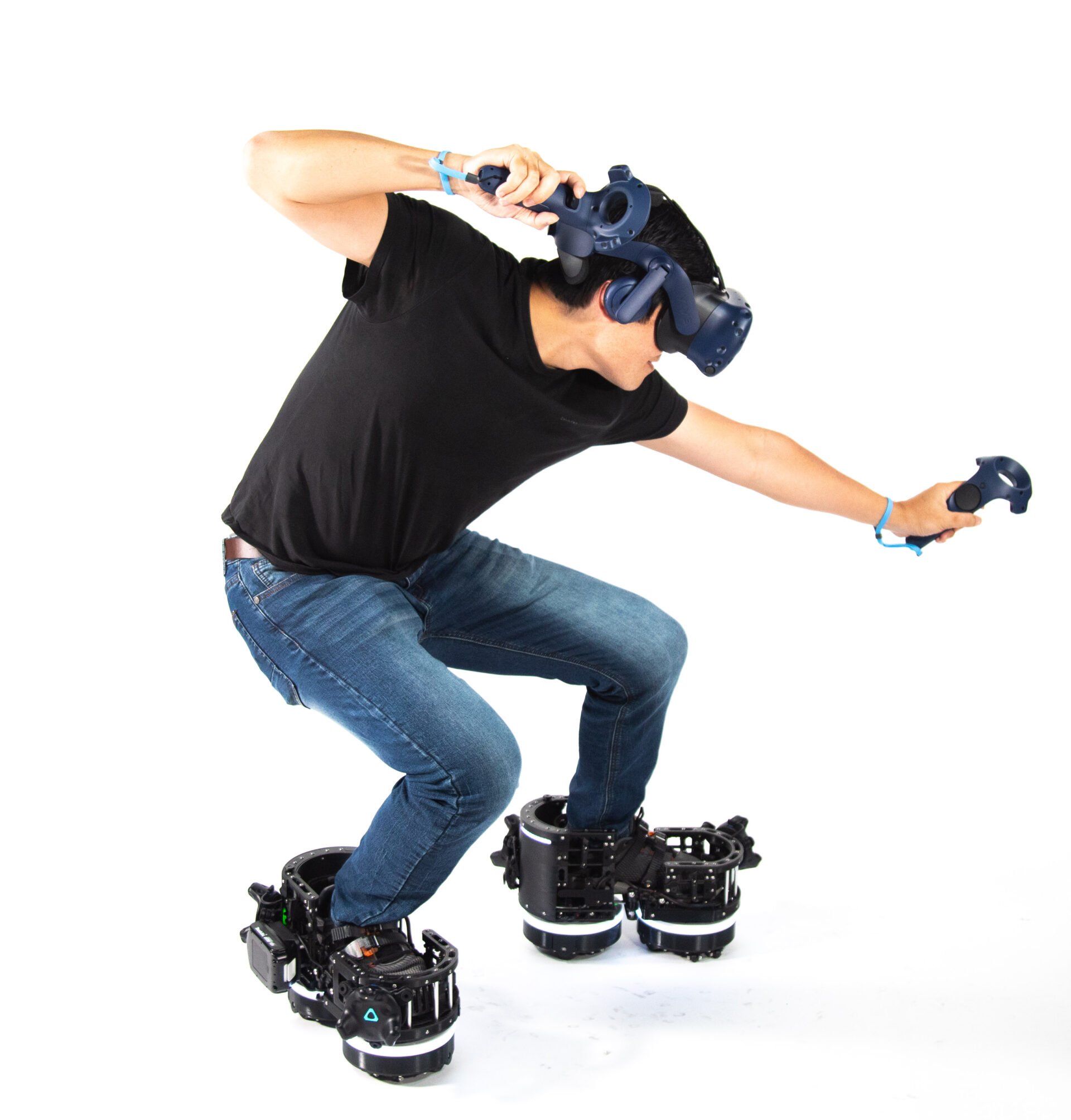 Ekto VR Robotics Boots-06-2