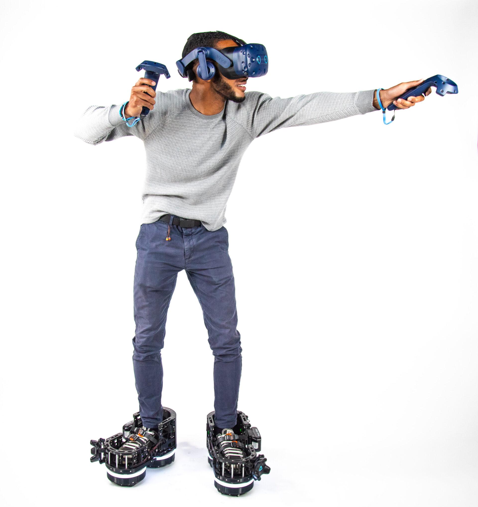 Ekto VR Robotics Boots-11-2